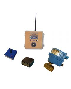 "Petro-meter 2500P-200 Leak-Guardian® PRO 2"" Complete System with Wireless and Hard-Wire sensor"